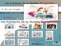 Yves Guézou - Les aventures de la famille Bergeome Tome 5 : Livret collection - Vie en couple.