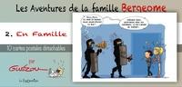 Deedr.fr Les aventures de la famille Bergeome - Tome 2, E n famille livret collection Image