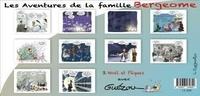 Yves Guézou - Les aventures de la famille Bergeome - Tome 3, Noël et Paques livret collection.