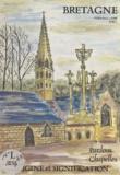 Yves Guillerm et Nicole Le Brenn - Bretagne, chapelles et pardons - Origine et signification.