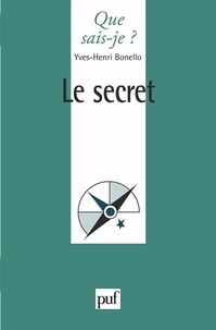 Yves-Henri Bonello - Le secret.