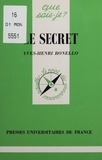 Yves-Henri Bonello - Le secret.