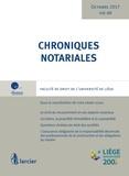 Yves-Henri Leleu - Chronique notariale 66.