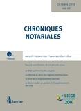 Yves-Henri Leleu - Chroniques notariales - Volume 68.