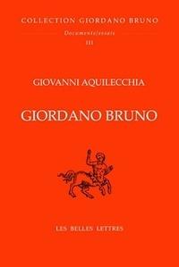 Yves Hersant - Giordano Bruno.