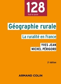 Yves Jean et Michel Périgord - Géographie rurale - 2e éd..