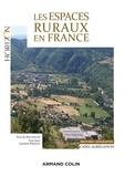 Yves Jean et Laurent Rieutort - Les espaces ruraux en France.