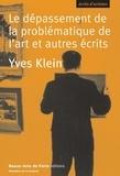 Yves Klein - .