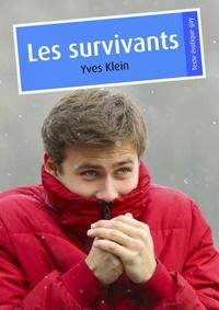 Yves Klein - Les survivants.