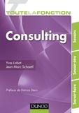 Yves Labat et Jean- Marc Schoettl - Toute la fonction Consulting - Savoir. Savoir-être. Savoir- faire.