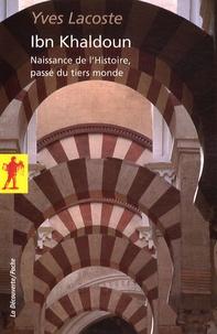 Deedr.fr Ibn Khaldoun - Naissance de l'Histoire, passé du tiers monde Image