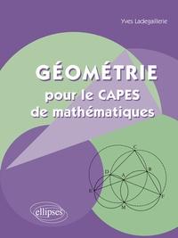 Galabria.be Géométrie pour le CAPES de mathématiques Image