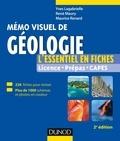 Yves Lagabrielle et René Maury - Mémo visuel de géologie - 2e éd..