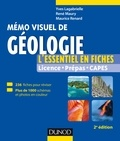 Yves Lagabrielle et René Maury - Mémo visuel de géologie.