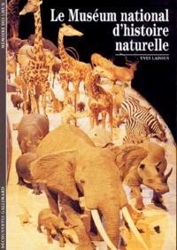 Yves Laissus - Le Muséum national d'histoire naturelle.