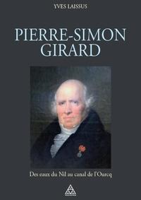 Deedr.fr Pierre-Simon Girard, ingénieur de Napoléon - Des eaux du Nil au canal de l'Ourcq Image