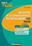 Yves Landry - Initiation à la connaissance du médicament-UE6 PACES.