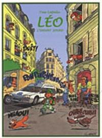 Yves Lapalu - Léo, l'enfant sourd Tome 1 : .