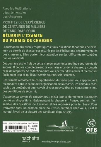 L'examen du permis de chasser avec les Fédérations départementales des chasseurs  Edition 2021