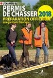 Yves Le Floc'h Soye et Michel Durchon - L'examen du permis de chasser.