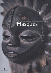 Yves Le Fur - Masques - Chefs-d'oeuvre du musée du quai Branly.
