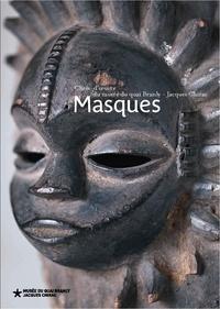 Yves Le Fur - Masques - Chefs-d'oeuvre des collections du musée du quai Branly - Jacques Chirac.