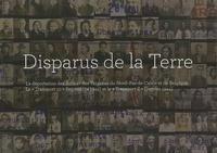 """Yves Le Maner - Disparus de la Terre - La déportation des Juifs et des Tsiganes du Nord-Pas-de-Calais et de Belgique - Le """"Transport 10"""" (septembre 1942 et le """"Transport Z"""" (janvier 1944)."""