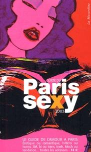 Yves Le Monnier - Guide du Paris Sexy.