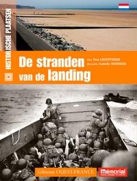 Yves Lecouturier et Isabelle Bournier - De stranden van de landing (Les plages du Débarquement ).