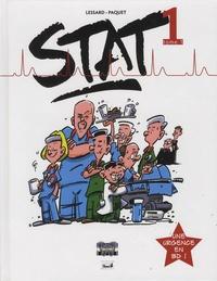 Yves Lessard et François Paquet - Stat Tome 1 : .