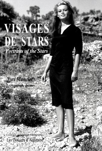 Yves Manciet - Visages de stars.
