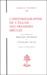 Yves-Marie Duval et Bernard Pouderon - .