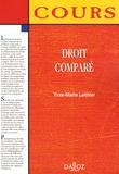 Yves-Marie Laithier - Droit comparé.
