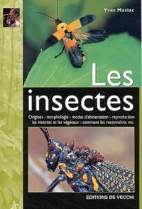 Yves Masiac - Les insectes.