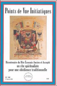 Yves-Max Viton et Jean-Yves Goeau-Brissonniere - Le Rite Ecossais Ancien et Accepté un rite spiritualiste pour une obédience traditionnelle.