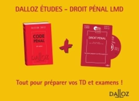 Code pénal 2012 109e édition -  avec 1 Cédérom
