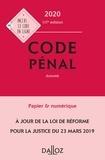 Yves Mayaud - Code pénal annoté.
