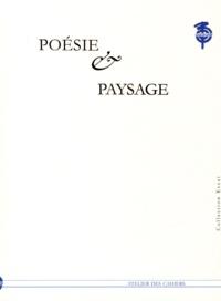 Yves Millet - Poésie & Paysage - Rencontre franco-coréenne.