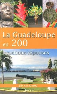 Histoiresdenlire.be La Guadeloupe en 200 questions-réponses Image