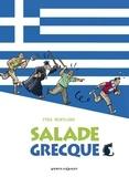 Yves Montagne - Salade grecque.