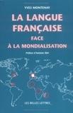 Yves Montenay - La langue française face à la mondialisation.