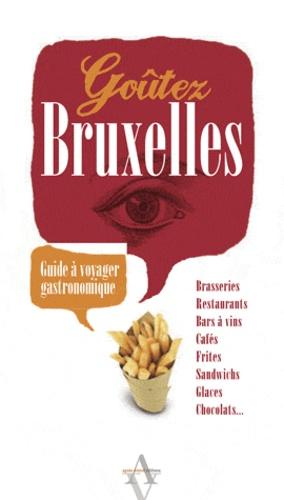 Yves Nespoulous - Goûtez Bruxelles - Guide à voyager gastronomique.