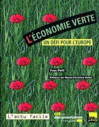 Léconomie verte - Un défi pour lEurope.pdf