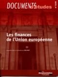 Yves Petit - Les finances de l'Union européenne.
