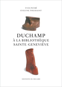 Yves Peyré et Evelyne Toussaint - Duchamp à la Bibliothèque Sainte-Geneviève.