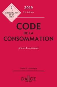 Yves Picod et Nathalie Picod - Code de la consommation annoté & commenté.
