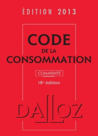 Yves Picod et Eric Chevrier - Code de la consommation.