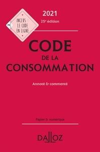 Yves Picod et Nathalie Picod - Code de la consommation - Annoté & commenté.