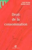Yves Picod et Hélène Davo - Droit de la consommation.