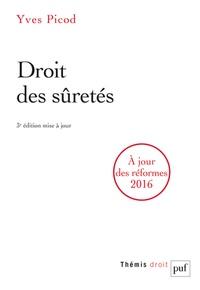 Yves Picod - Droit des sûretés.